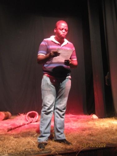 Festival de Teatro, Luanda